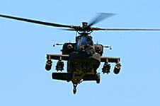 Kaydon Thin Section Bearings Apache Helicopter